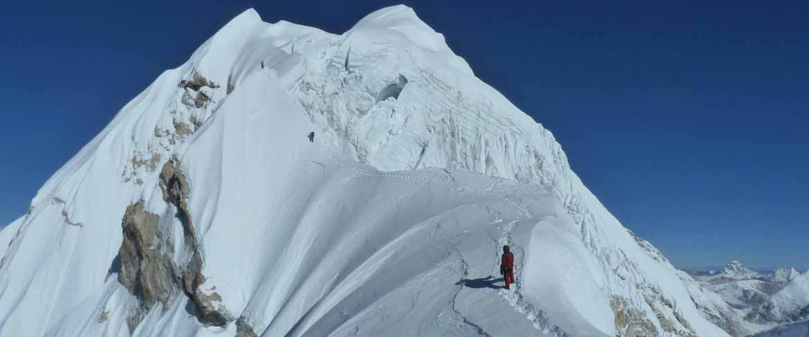 BARUNTSE EXPEDITION (7129 M)