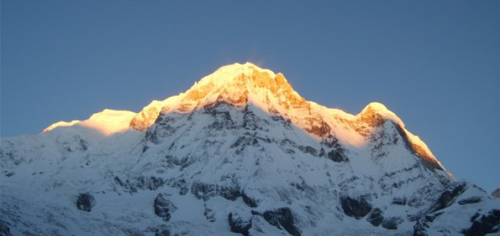 MT. ANNAPURNA I EXPEDITION (8091 M)
