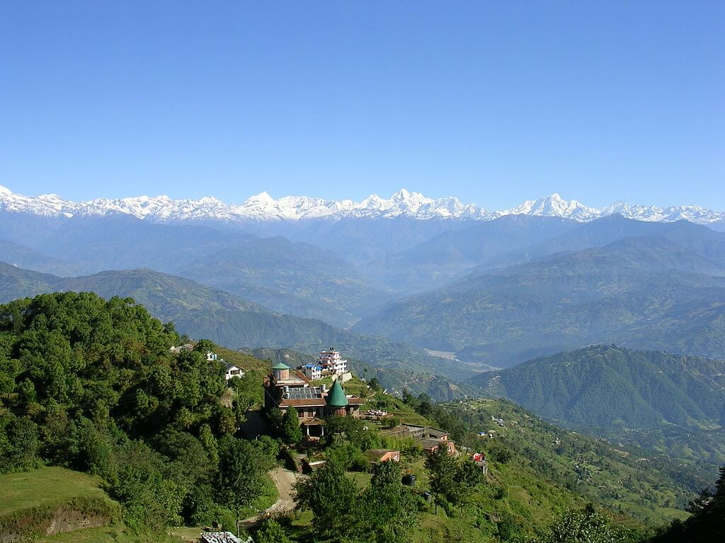 1 Day Nagarkot Tour