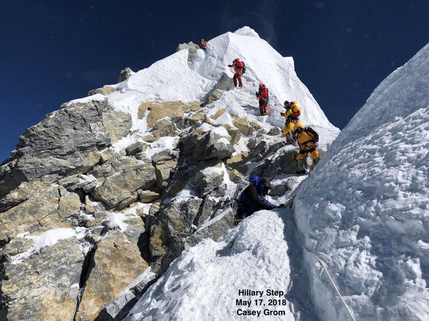 MT. EVEREST EXPEDITION – (8848 M)