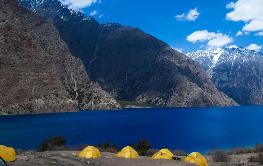Upper Dolpo Trek 28 Days