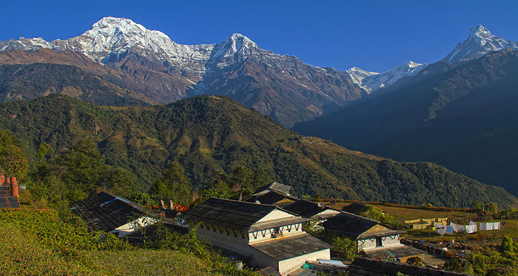 4 Days Poon Hill Trek